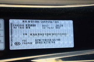2020 Kia Sorento MQ4 MY21 GT-Line AWD Gravity Blue 8 Speed Sports Automatic Dual Clutch Wagon