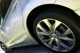 2012 Honda Civic 9th Gen VTi-L Silver 5 Speed Sports Automatic Sedan