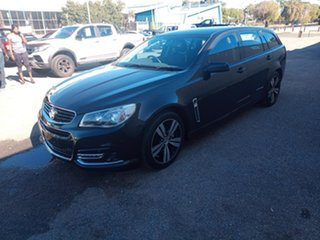 2014 Holden Commodore VF MY14 SS Sportwagon Storm 6 Speed Sports Automatic Wagon