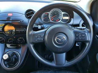 2012 Mazda 2 DE10Y2 MY12 Neo Green 5 Speed Manual Hatchback
