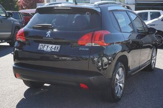 2015 Peugeot 208 A9 MY15 Active Black 4 Speed Automatic Hatchback