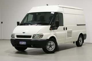2005 Ford Transit VJ Mid (MWB) White 5 Speed Manual Van.