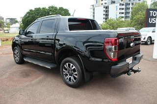 2018 Ford Ranger PX MkIII 2019.00MY Wildtrak Black 10 Speed Sports Automatic Utility