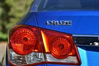 2009 Holden Cruze JG CDX Blue 5 Speed Manual Sedan