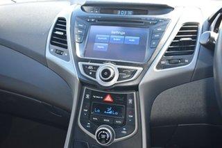 2014 Hyundai Elantra MD3 Elite Red/Black 6 Speed Sports Automatic Sedan