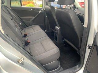 2014 Volkswagen Tiguan 5NC MY14 155 TSI (4x4) Silver 7 Speed Auto Direct Shift Wagon