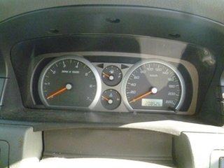2006 Ford Territory SY Ghia AWD Grey 6 Speed Sports Automatic Wagon