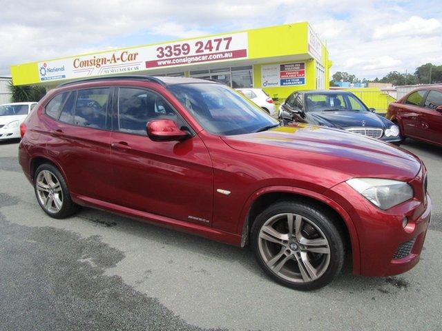 Used BMW X1 E84 MY11.5 sDrive20d Steptronic Kedron, 2011 BMW X1 E84 MY11.5 sDrive20d Steptronic Red 6 Speed Sports Automatic Wagon