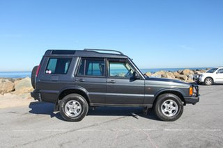 1999 Land Rover Discovery II ES Td5 Grey 4 Speed Automatic Wagon.