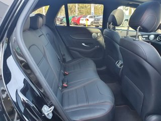 2018 Mercedes-Benz GLC-Class X253 809MY GLC43 AMG 9G-Tronic 4MATIC Black 9 Speed Sports Automatic