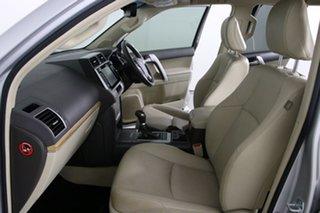 2018 Toyota Landcruiser Prado GDJ150R MY18 VX (4x4) Silver 6 Speed Automatic Wagon