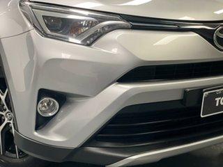 2016 Toyota RAV4 ASA44R GXL AWD Silver 6 Speed Sports Automatic Wagon.