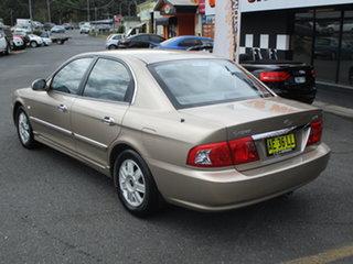 2005 Kia Optima GD Gold 4 Speed Tiptronic Sedan.