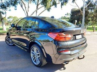 2016 BMW X4 F26 xDrive20d Coupe Steptronic Black 8 Speed Automatic Wagon