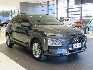 2018 Hyundai Kona Elite 2WD Wagon.