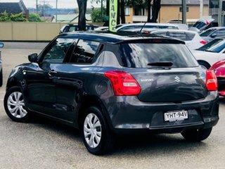 2017 Suzuki Swift AZ GL Grey 5 Speed Manual Hatchback.