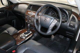 2017 Nissan Patrol Y62 Series 3 TI (4x4) Grey 7 Speed Automatic Wagon