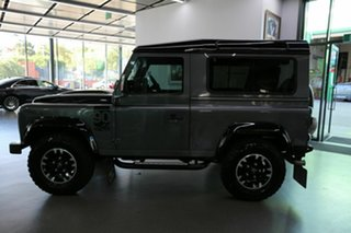 2015 Land Rover Defender 90 MY16 Adventure Grey 6 Speed Manual Wagon