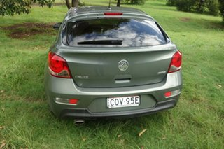 2013 Holden Cruze JH Series II MY14 SRi Grey 6 Speed Sports Automatic Hatchback.