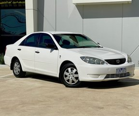 2005 Toyota Camry MCV36R Altise White 4 Speed Automatic Sedan.
