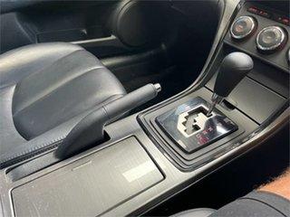 2011 Mazda 6 GH1052 Touring Silver Sports Automatic Sedan