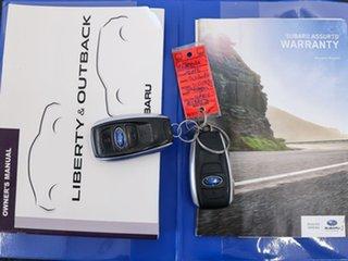 2016 Subaru Liberty MY15 2.5I Premium Grey Continuous Variable Sedan