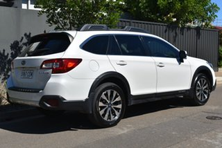 2016 Subaru Outback B6A MY16 2.5i CVT AWD Premium Pearl White 6 Speed Constant Variable Wagon