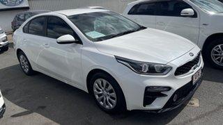 2018 Kia Cerato YD MY18 S White 6 Speed Sports Automatic Sedan.