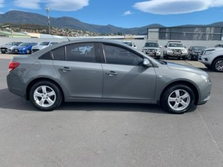 2011 Holden Cruze JG CD Grey 6 Speed Sports Automatic Sedan.