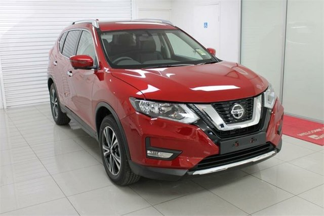 New Nissan X-Trail T32 ST-L , 2021 Nissan X-Trail T32 ST-L Ruby Red 7 Speed Constant Variable Wagon