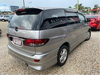 2004 Toyota Estima ACR30 Aeras Grey 4 Speed Automatic Wagon.