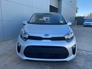2021 Kia Picanto JA MY21 S Sparkling Silver 4 Speed Automatic Hatchback