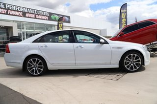 2017 Holden Caprice WN II MY17 V Heron White 6 Speed Sports Automatic Sedan.