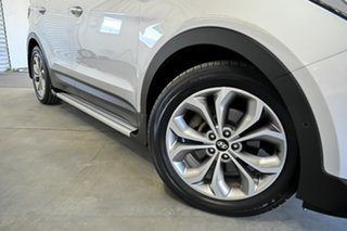 2014 Hyundai Santa Fe DM MY14 Highlander Silver 6 Speed Sports Automatic Wagon