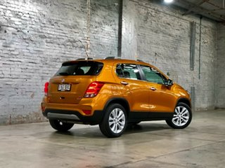 2018 Holden Trax TJ MY18 LTZ Orange 6 Speed Automatic Wagon