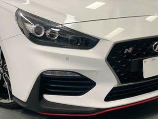 2019 Hyundai i30 PDe.2 MY19 N Performance White 6 Speed Manual Hatchback.