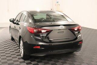 2017 Mazda 3 BN5238 SP25 SKYACTIV-Drive Black 6 speed Automatic Sedan