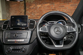 2018 Mercedes-Benz GLE-Class C292 MY808+058 GLE43 AMG Coupe 9G-Tronic 4MATIC Black 9 Speed