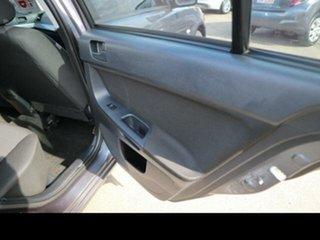 2010 Mitsubishi Lancer CJ MY11 ES Sportback Grey 6 Speed CVT Auto Sequential Hatchback