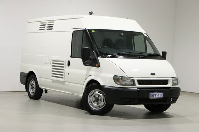 Used Ford Transit VJ Mid (MWB) Bentley, 2005 Ford Transit VJ Mid (MWB) White 5 Speed Manual Van