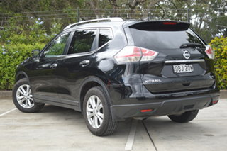 2015 Nissan X-Trail T32 ST-L X-tronic 2WD Black 7 Speed Constant Variable Wagon