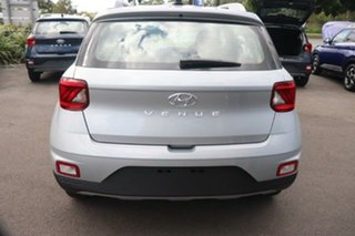 2021 Hyundai Venue QX.V3 MY21 Typhoon Silver 6 Speed Automatic Wagon