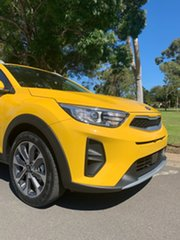 2021 Kia Stonic YB MY21 Sport FWD Mighty Yellow 6 Speed Automatic Wagon.