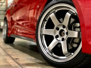 2013 Hyundai Veloster FS2 SR Coupe Turbo Red 6 Speed Sports Automatic Hatchback