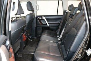 2016 Toyota Landcruiser Prado GDJ150R MY16 Kakadu (4x4) Black 6 Speed Automatic Wagon