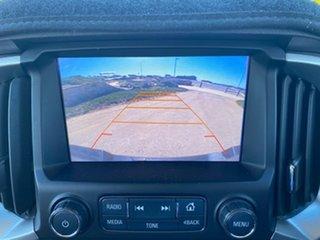 2017 Holden Colorado RG MY17 LTZ Pickup Crew Cab Blue 6 Speed Sports Automatic Utility
