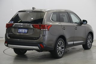 2017 Mitsubishi Outlander ZK MY18 LS AWD Ironbark 6 Speed Constant Variable Wagon