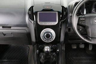 2015 Holden Colorado RG MY16 Z71 (4x4) White 6 Speed Manual Crew Cab Pickup