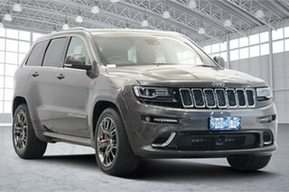 2015 Jeep Grand Cherokee WK MY15 SRT Grey 8 Speed Sports Automatic Wagon.