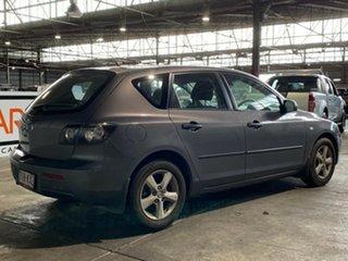2008 Mazda 3 BK10F2 MY08 Maxx Sport Grey 4 Speed Sports Automatic Hatchback